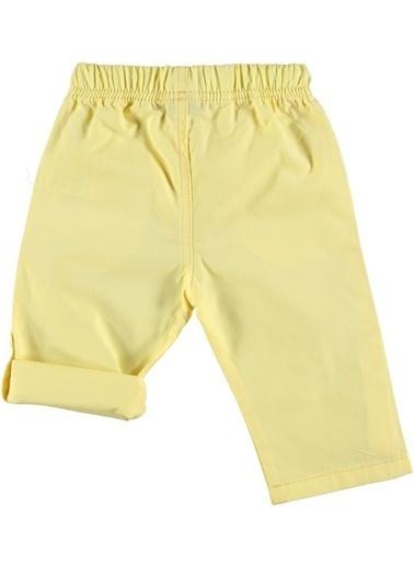 Zeyland Pantolon Sarı